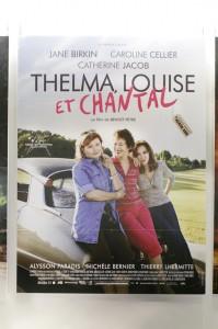 テルマ、ルイーズとシャンタル