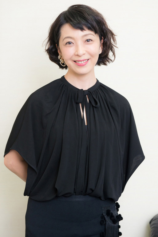 『いぬむこいり』主演・有森也実インタビュー