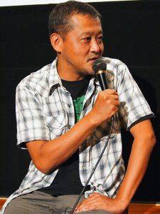 『月子』トークイベント、川瀬陽太