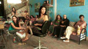 映画『ガザの美容室』メイン画像