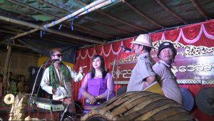 映画『MANDALAY STAR -ミャンマー民族音楽への旅-』コメディアン