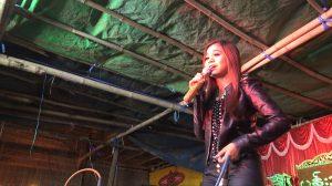 映画『MANDALAY STAR -ミャンマー民族音楽への旅-』ライブ風景