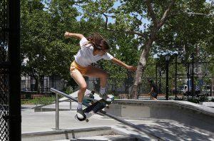 映画『スケート・キッチン』メイン画像