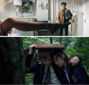 映画『卒業』『小さな恋のメロディ』トップ画像