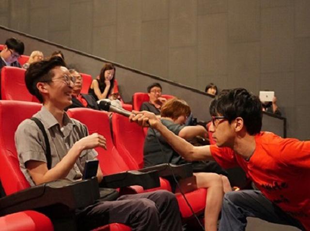 富川国際ファンタスティック映画祭で逆取材