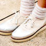 堀春菜の靴