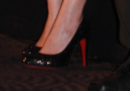 チュニン靴