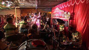 映画『MANDALAY STAR -ミャンマー民族音楽への旅-』サインワイン・オーケストラ