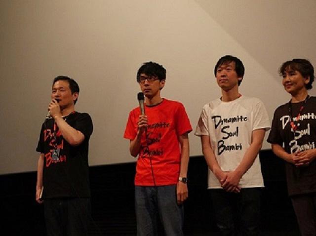 富川国際ファンタスティック映画祭でのQ&A