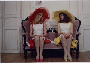 映画『ロシュフォールの恋人たち』メイン画像