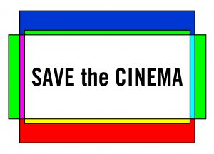 「SAVE the CUNEMA」ロゴ